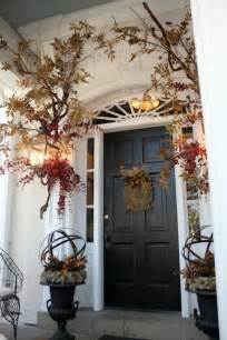 Front Door Fall Decor 67 And Inviting Fall Front Door D 233 Cor Ideas Digsdigs
