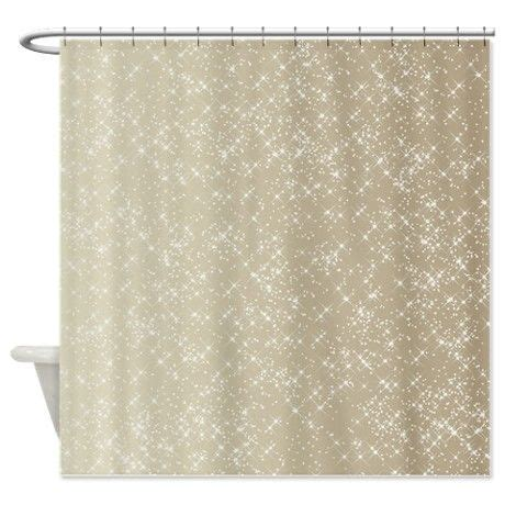 white and gold shower curtain sparkling gold and white shower curtain