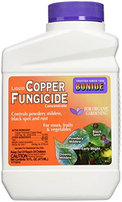 copper spray fruit trees bonide 811 copper 4e fungicide 16oz 473ml 798813012425