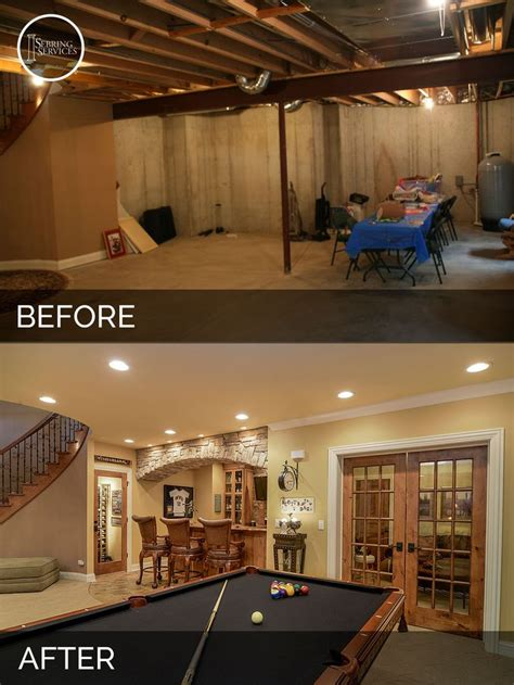 before and after basement 25 best ideas about basement remodeling on basement finishing basements and