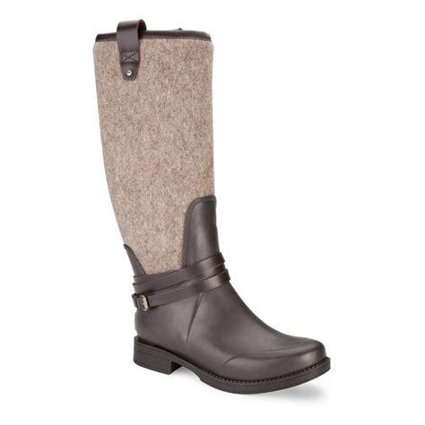 uggs waterproof boots ugg australia korynne waterproof rubber boot in