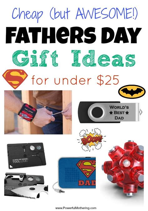 25 unique cheap fathers day gifts ideas on