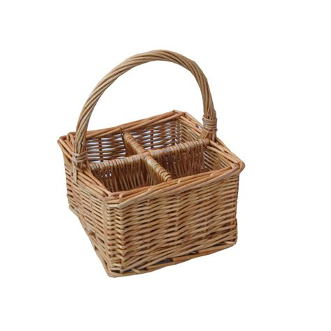 baskets for buy wicker cutlery basket from the basket