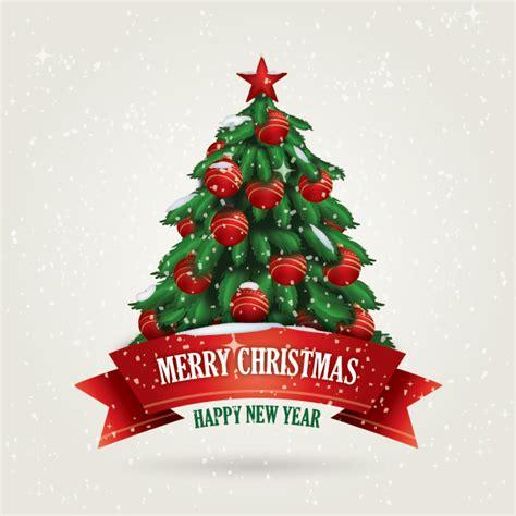merry christmas card  vector art