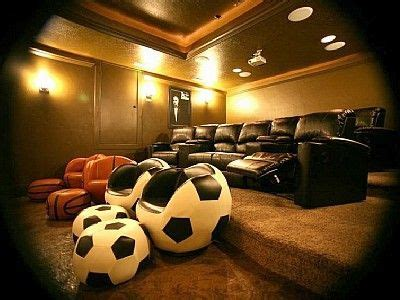 theater room   levels  stadium seating soccer
