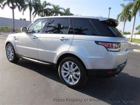 2014 used range rover 2014 used land rover range rover sport supercharged at
