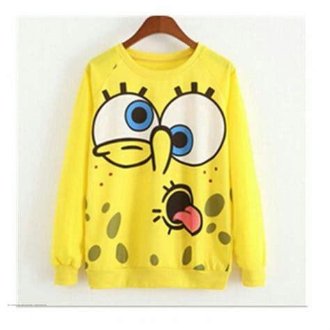 Sweater Grosir grosir baju muslim spongebob sweater grosir baju