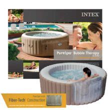 Spa Therapy Pool 191cm X 71cm Intex 2840 Promo purespa by intex therapy the ultimate spa