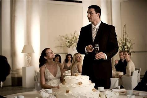 Hochzeit Yvonne Catterfeld by Klitschko Brothers Vitaliy And Vladimir Russian
