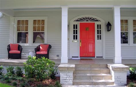 Coral Front Door sybaritic spaces coral front door