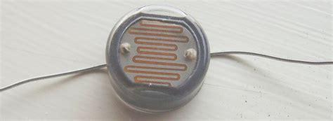 ldr e resistor ldr