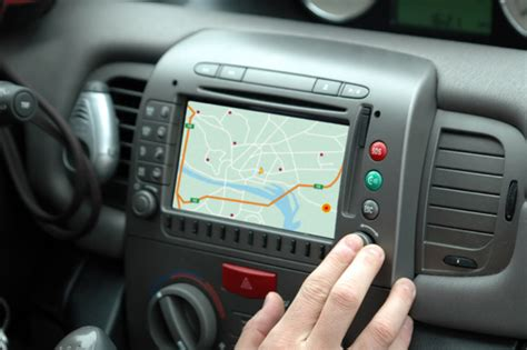 Gps Navigation Auto by Types Of Gps Systems