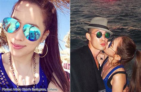Arissa cheo and vanness wu marriage licenses
