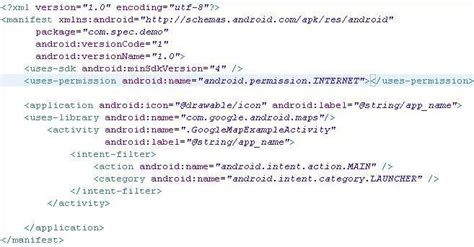 layout modification xml location integrate google map in android an easy guide spec