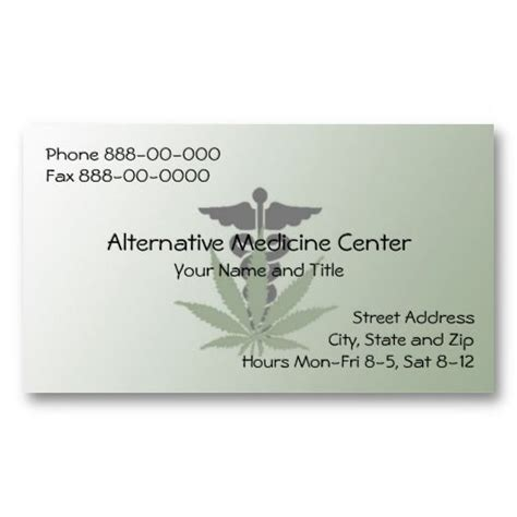 marinuana card template marijuana business card check out more business