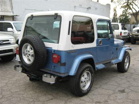 Jeep Laredo For Sale 1989 Jeep Wrangler Yj Laredo For Sale Jeep Wrangler 1989