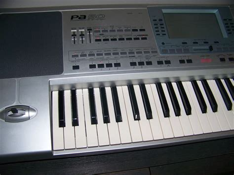 Keyboard Korg Pa50sd Second korg pa50sd image 104725 audiofanzine