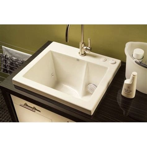 Reliance Whirlpools Reliance Jentle Jet Laundry Sink Laundry Room Sink With Jets