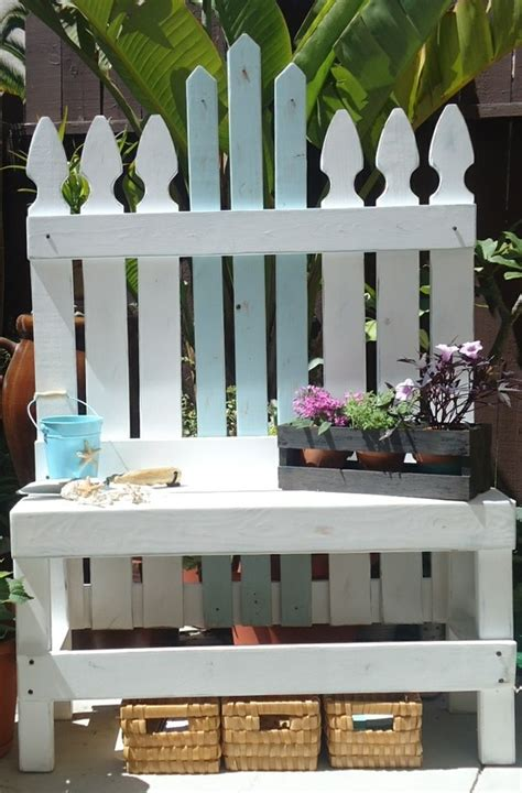 picket fence bench picket fence bench yes ill take one