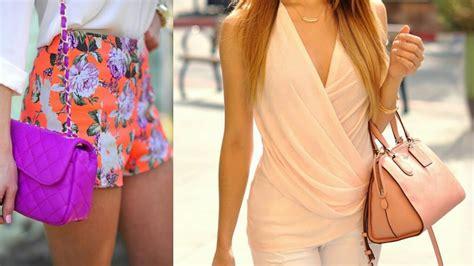 youtube moda 2016 youtube ropas de moda del 2016 verano primavera tendencias