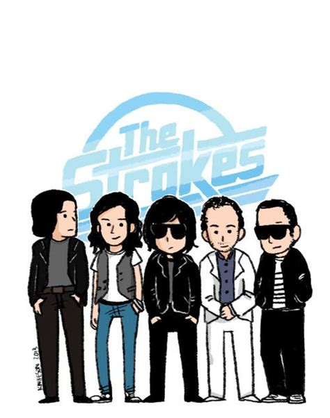 The Strokes Band Musik the strokes band julian