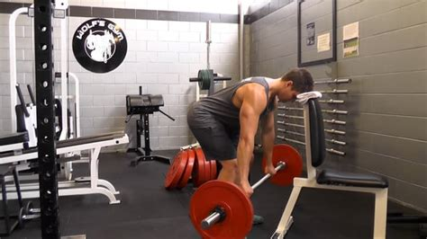 bent over row bench exercise database back ironplayground com over 250