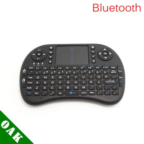 bluetooth android free shipping original rii i08bt mini bluetooth keyboard with touchpad for android tv box pc