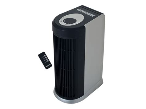 oreck air purifier with hepa 2 colors