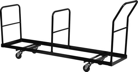 folding chair dolly plans vertical storage folding chair dolly 35 chair capacity