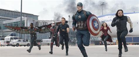 A4 Civil War Team A captain america civil war trailer 2 breakdown business insider