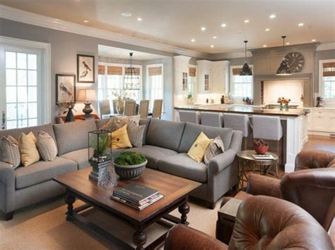 Wohnzimmer Einrichten Grau Braun by Ein Wohnzimmer In Braun Wirkt Einladend Und Wohnlich