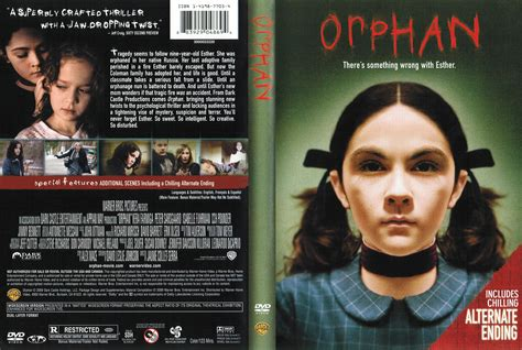 orphan movie film location covers box sk orphan 2009 high quality dvd