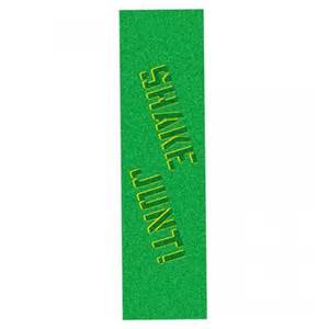colored grip shake junt shake junt colored griptape 9x33 green