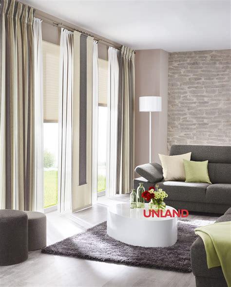 Moderne Wohnzimmer Gardinen 153 by Unland Livingreet Fensterideen Gardinen Und Sonnenschutz