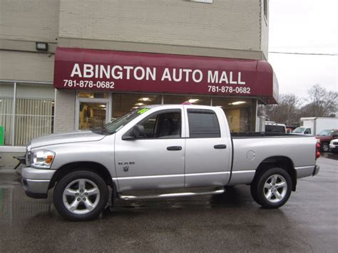 how cars work for dummies 2008 dodge ram electronic toll collection 2008 used dodge ram 1500 2008 dodge ram 1500 with only 80k at abington auto mall iid 15707362