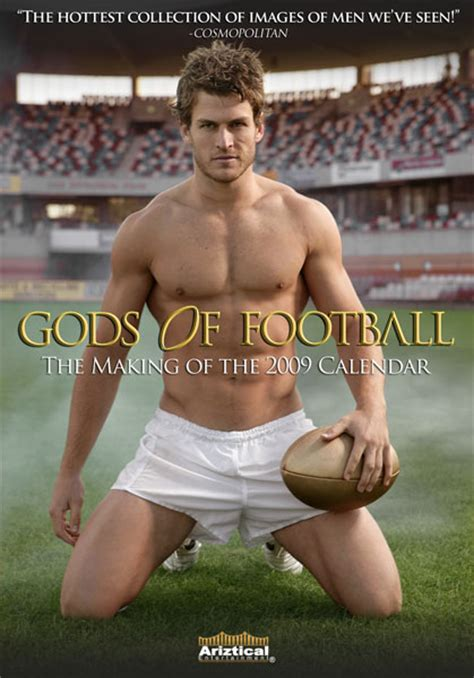 gods of football the of the 2009 calendar gods of football the of the 2009 calendar