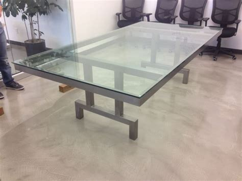 glass top conference table 20 best gb modern conference tables images on