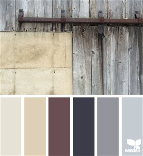 rustic paint color schemes rustic tones design seeds design seeds seeds and house