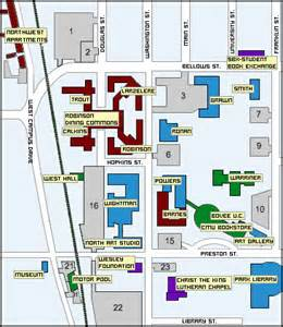central college map exporting program central michigan