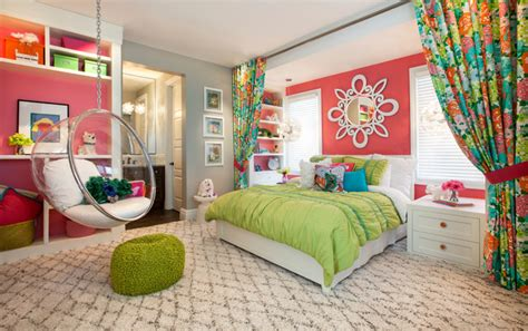 houzz kids bedrooms robeson design girls bedroom transitional kids san