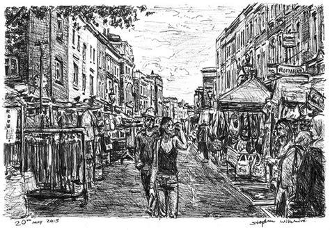 Portobello Drawing