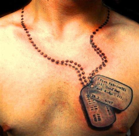 tattoo pendant dog tag necklace tattoos insigniatattoo com