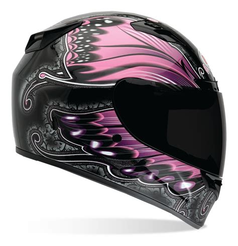 pink motocross helmets bell vortex monarch helmet size xl only revzilla