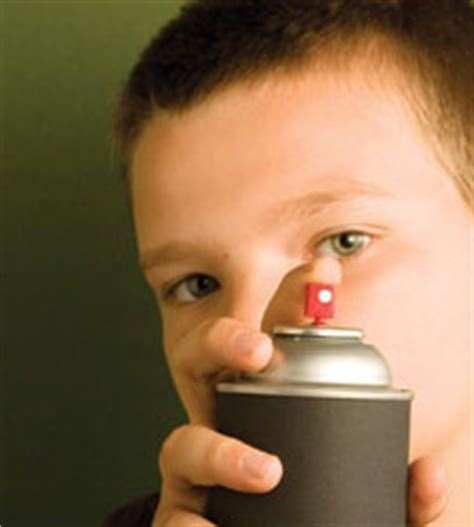 dangers of inhaling spray paint huffing sniffing and using inhalants facts and dangers