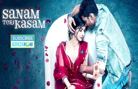 biography of film sanam teri kasam sanam teri kasam 2016 hindi movie watch online dvdscr 591mb
