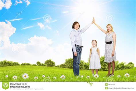buying house from family real estate buying stock image image of girl father