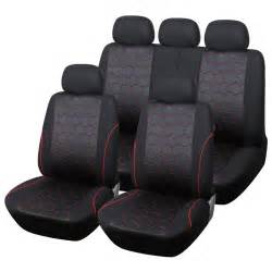 Car Covers Set Autoyouth Soccer Style Jacquard Car Seat Covers