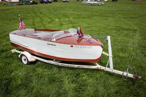 garwood boats brant lake 1946 garwood ensign onatrailer