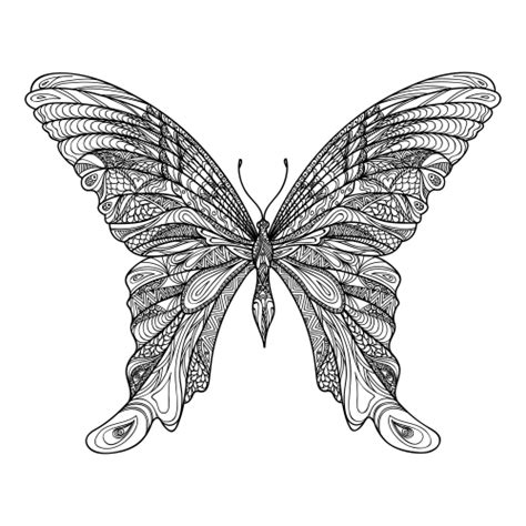 advanced butterfly coloring pages adult coloring pages amazing butterfly