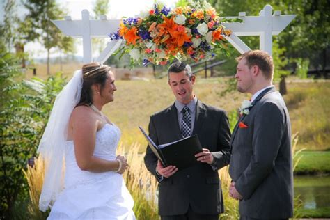 Wedding Officiant by Some Etiquette Tips For Hiring And Inviting Someone To